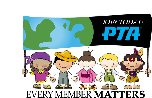 pta membership badge